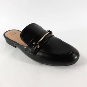 A New Day Remmy Backless Loafer Moc Toe